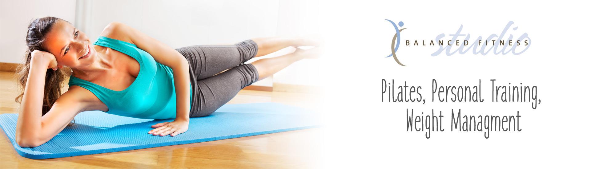 Surrey Pilates personal training weightloss